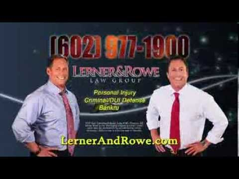 Phoenix Criminal Lawyer | (602) 977-1900 http://lernerandrowe.com  Have you or a loved one been charged, or think you will be charged with a criminal offense?  You need to contact a Phoenix criminal attorney soon after you have been accused, charged or expect to be charged with a criminal offense in the state of Arizona.  Don't let a DUI ruin your life.   Call Lerner & Rowe right now.  Lerner & Rowe is the way to go! Call (602) 977-1900.