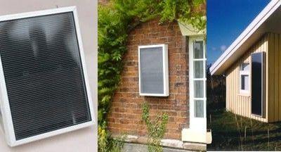 SolarVenti: A Solar Powered Dehumidifier