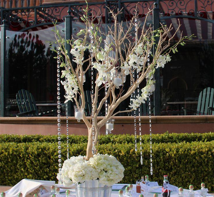 manzanita centerpiece | ... Wholesale Flowers Florist ...