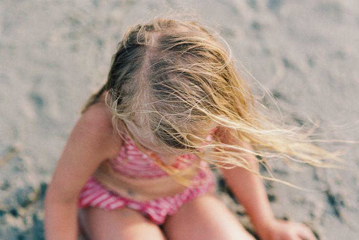 little surfer girl | Belle Lumiere Magazine