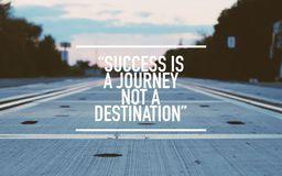 Success Is a Journey By Mark Baker-Sanchez