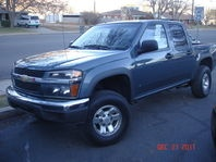 2006 Chevy Colorado  $13,500