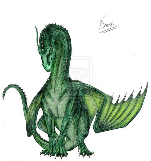 Firnen, dragon of Arya Svit-kona