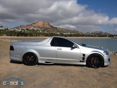 2012 Holden Special Vehicles Maloo E Series 3 R8 MY12.5