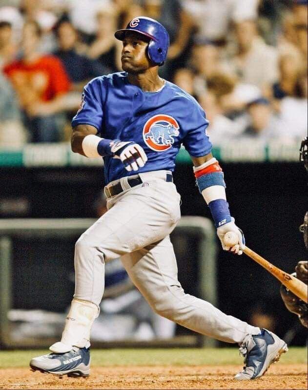 Sammy Sosa Espn Baseball Youth Baseball Gloves Baseball Outfit