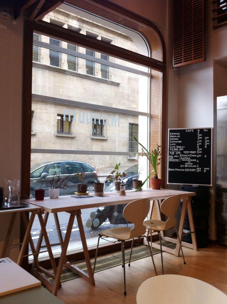 Café Coutume à l'Institut Finlandais