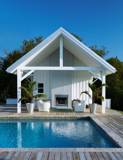 Spicer + Bank: by Allison Egan: 5 Favorites: Pool Pavilions