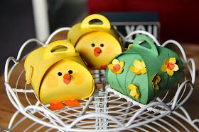 Stampin Up UK Demonstrator Zoe Tant blog: Stampin' Up! UK Curvy Keepsake Easter Chick