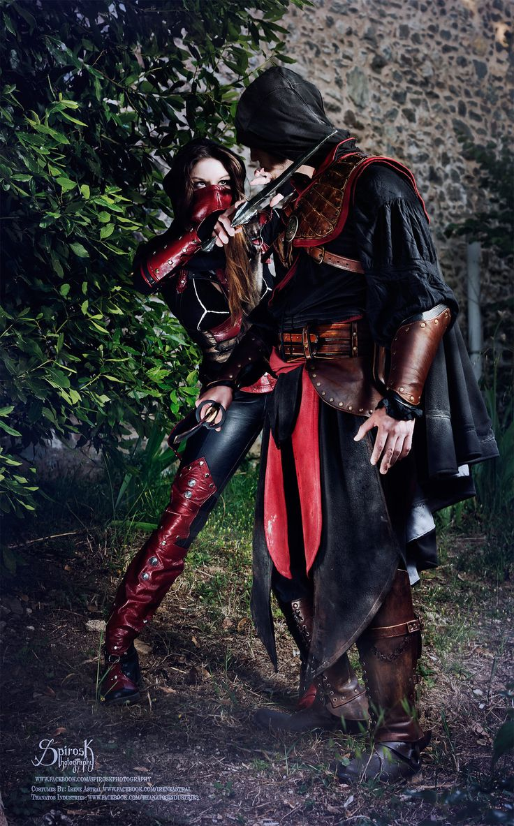 brotherhood cosplay Dark armor