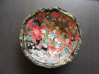oh la la : Japońska miseczka - Japanese style bowl