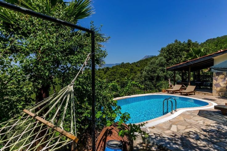 Terra Nova offers total privacy as well as panoramic views over Gökova bay. You are surrounded by nature and green.  If you are looking for a tranquil escape offering you plenty of peace and relaxation, yet within reach of popular tourist areas, you have found the perfect getaway!