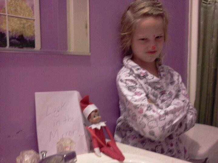 27 Best Naughty Elf On The Shelf Images On Pinterest Elf