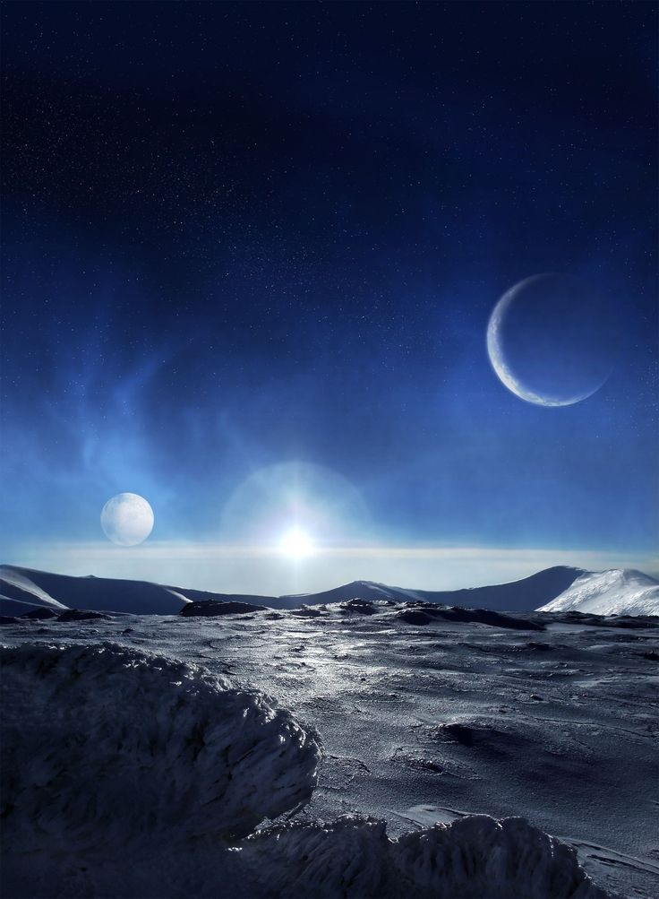 moon sky universe wallpaper  download more from: https://play.google.com/store/apps/details?id=com.andronicus.coolwallpapers