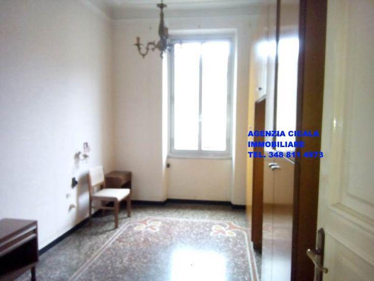 Appartamento in vendita a Genova € 80.000. Via Buranello, Genova. TRE camere da letto, piano alto con ascensore.