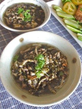 豆腐と海苔と挽肉のスープ@カンボジア by シュルツィ [クックパッド ...