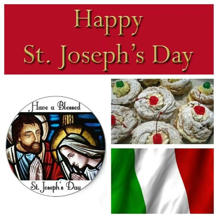 St Joseph. Day