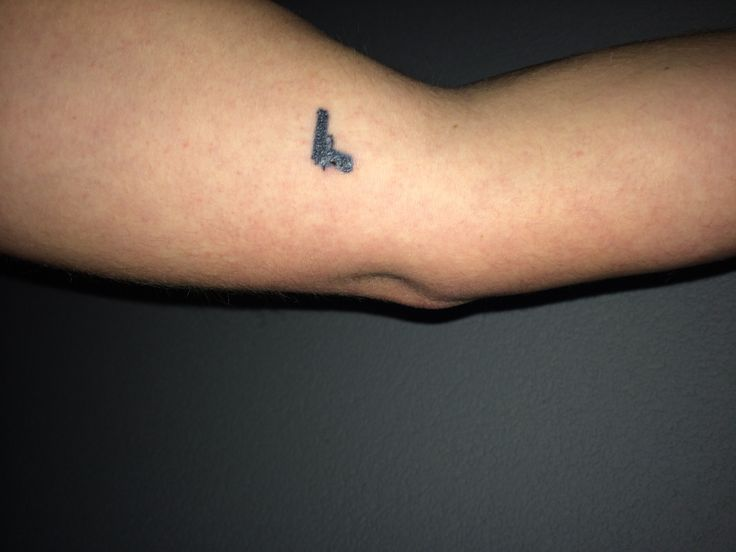 44 Best Badass Small Tattoos Images On Pinterest