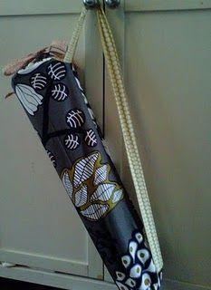 Yoga Mat Bag Tutorial