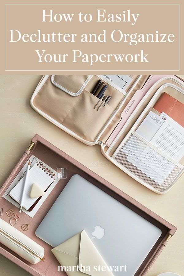 How To Declutter And Organize Your Paperwork Office Organization Tips Organize Declutter Home Organization Hacks