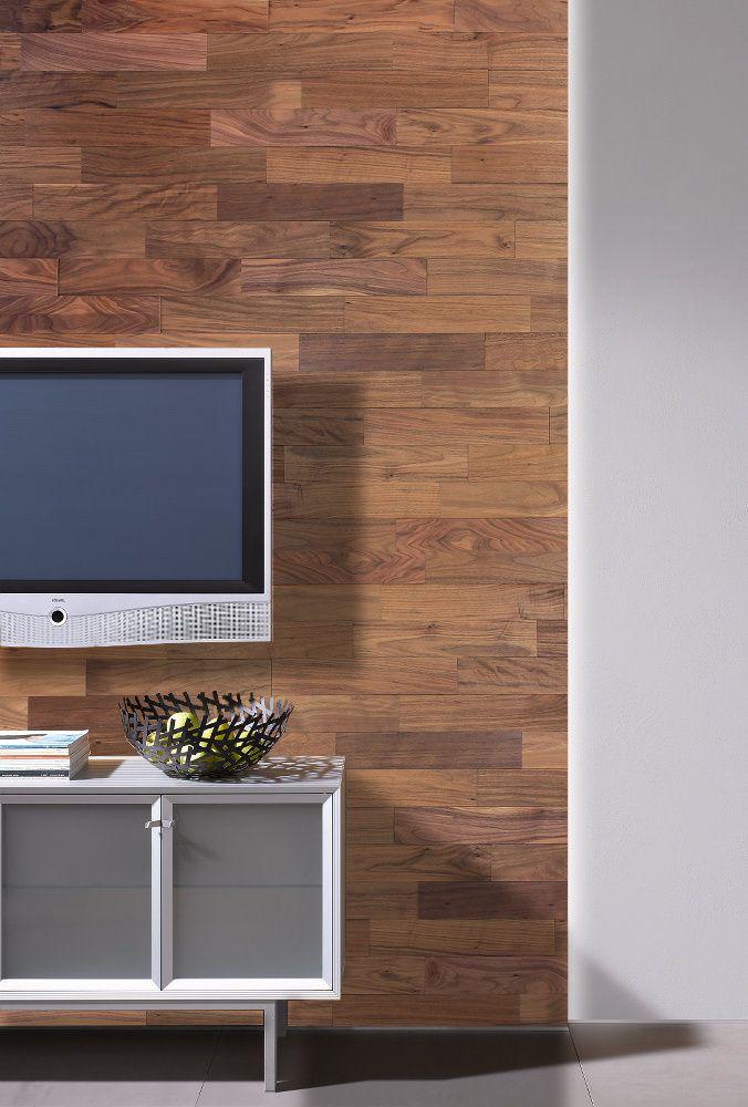 Nussbaum Holzwandverkleidung Wandverkleidung Holz Wandverkleidung