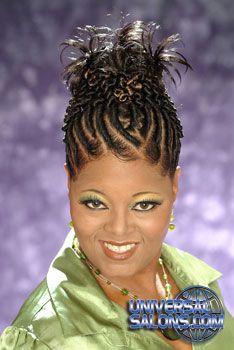 stuffed twist hairstyles for black women | Twist