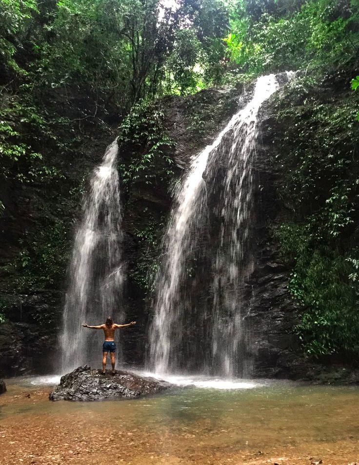 KOH LANTA WATERFALL TREK KLONG CHAK Thailand waterfall