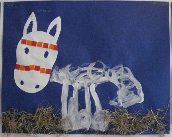 Paard van Sinterklaas: Meerdere technieken