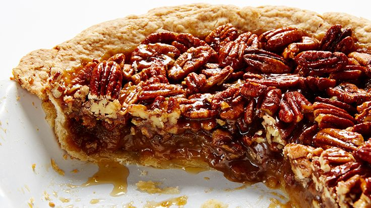 The Ultimate Gooey Pecan Pie
