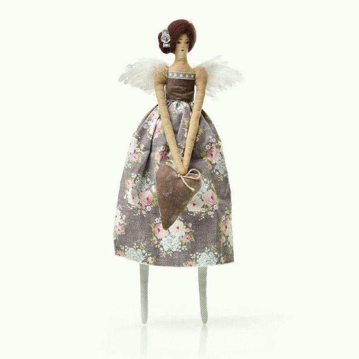 Спящий ангел куклы Татьяны Бутузовой
