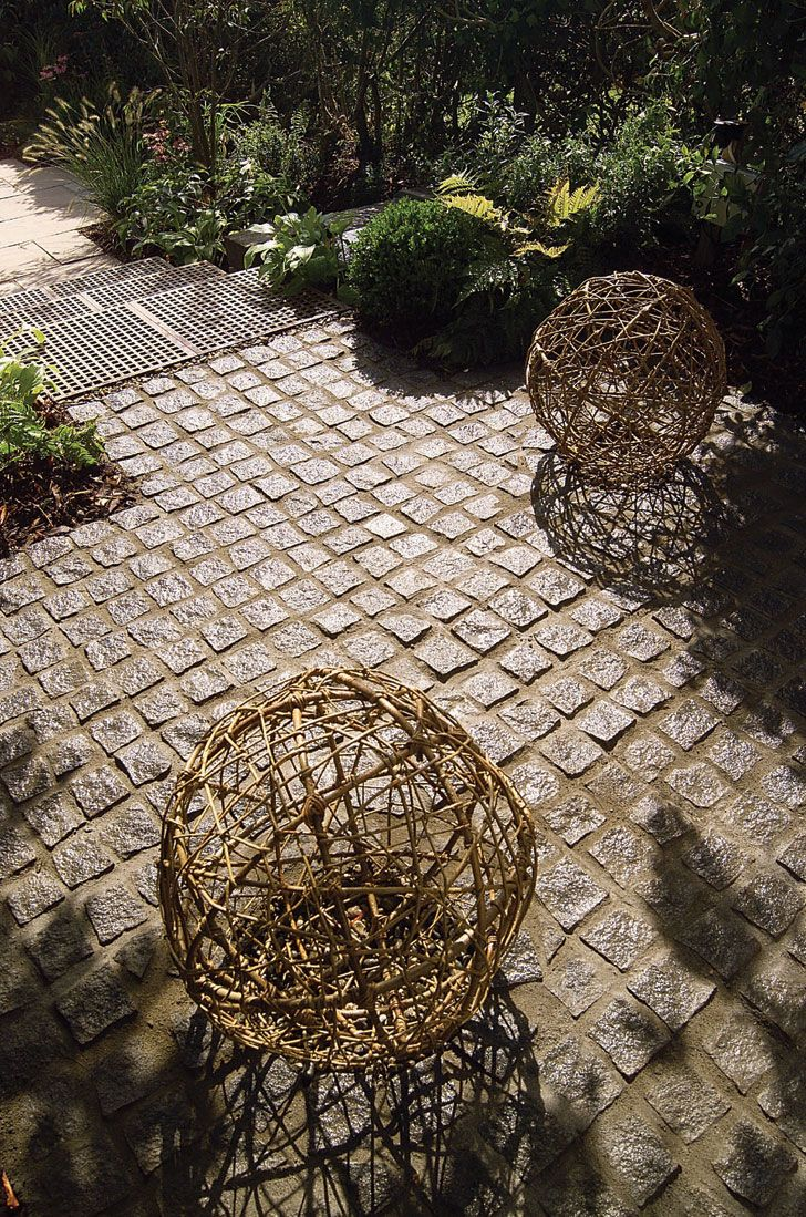 Garden Art Balls A Collection Of Gardening Ideas To Try