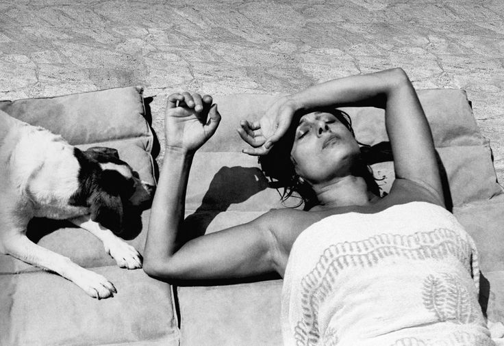 Anna Magnani by Paolo di Paolo (1960s)