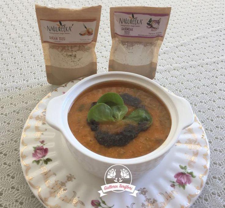 Mercimekli Semizotlu Çorba | Güllerin Tarifleri