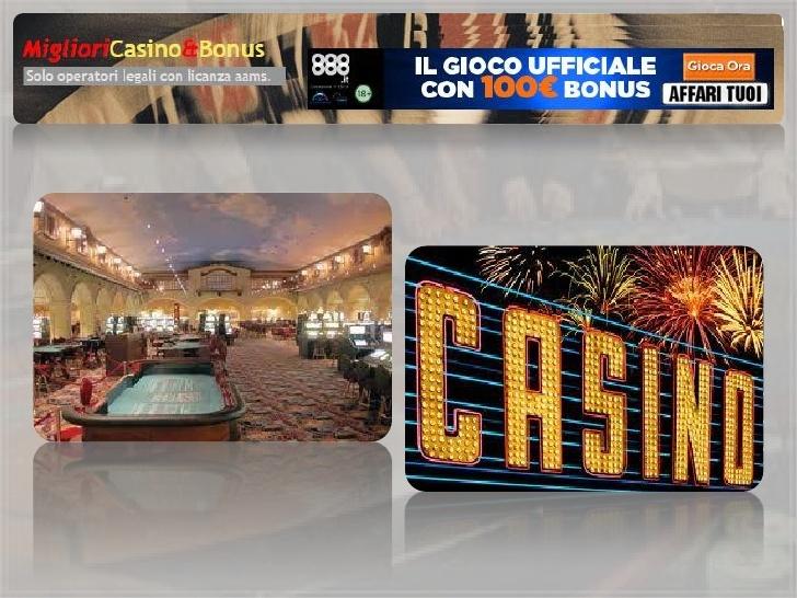 migliori-casino by Miglioricasino via Slideshare