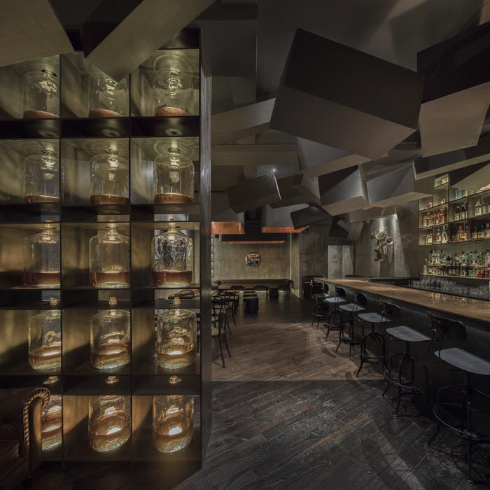 The Flask Speakeasy Shanghai Accessible Through a Vintage Coke Machine | The Dancing Rest http://thedancingrest.com/2015/01/19/the-flask-speakeasy-shanghai-accessible-through-a-vintage-coke-machine/