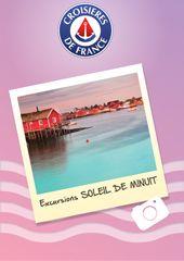 Découvrez toutes les excursions de la croisière Soleil de Minuit de Croisières de France, que vous pourrez faire lors de votre #croisiere dans les #Fjords ! De #Calais à #Geiranger pour découvrir les Fjords de #Norvege