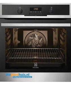 Electrolux EOC5640BOX  Description: Electrolux EOC5640BOX inbouw oven - Inhoud in liters :70 L - Soort oven : Multifunctionele hetelucht oven -  Price: 799.00  Meer informatie  #witgoedhuis
