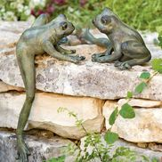 Frog Garden Sculptures
