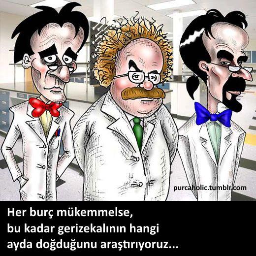 Her burç mükemmelse,  bu kadar gerizekalının hangi  ayda doğduğunu araştırıyoruz...  #karikatür #mizah #matrak #komik #espri