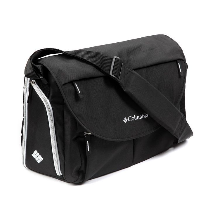 Columbia Outfitter Diaper Bag, Black