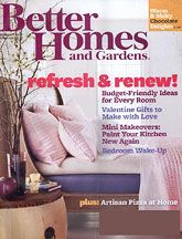 Free Subscription to Better Homes and Gardens Magazine.  See more #freebies and #deals at ourfrugalfamily.net