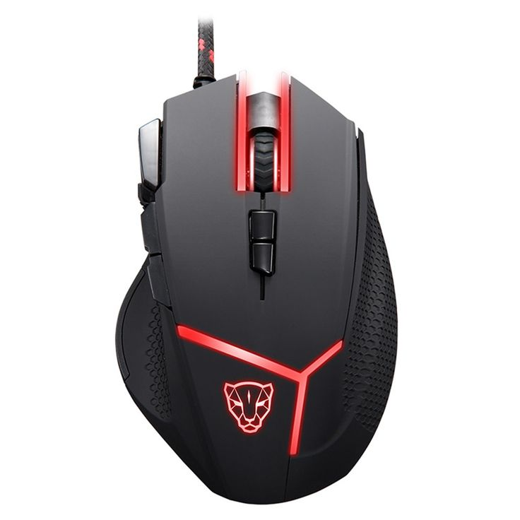 Only RAND208.36, MOTOSPEED V18 Ergonomic Gaming Mouse Adjustable 4000DPI High - Tomtop.com