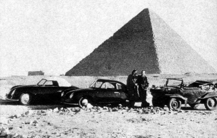 Ferdinand Porsche En Egypte Porsche Ruf Singer Rwb