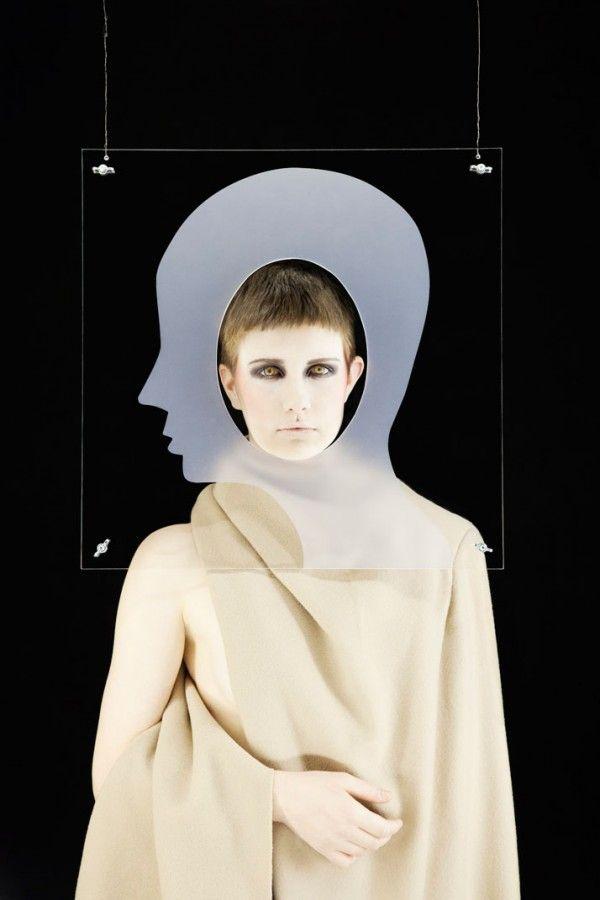 German fashion stylist and set designer, Rolf Buck