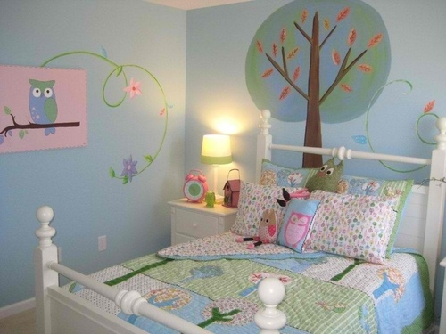88 best owl bedroom images on pinterest bedrooms child for Rooms to go kids atlanta