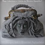 Мобильный LiveInternet Бесподобные сумки из шерсти | muguet04 - Дневник muguet04 |
