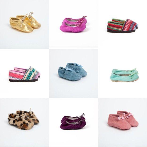 Mi pequeña tribu - De shopping. Zapatos mini