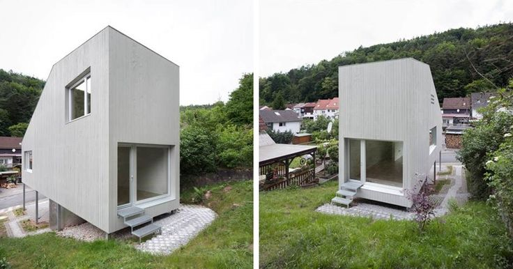 86 best infill house design images on pinterest narrow. Black Bedroom Furniture Sets. Home Design Ideas