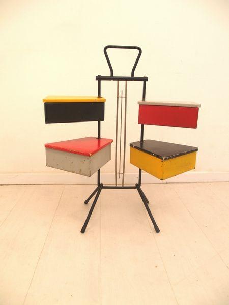 les 123 meilleures images du tableau sewing box mid. Black Bedroom Furniture Sets. Home Design Ideas