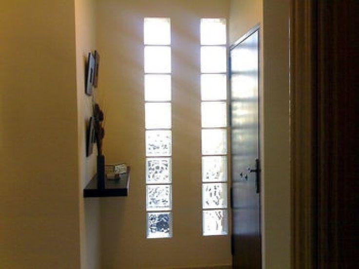 Ladrillo de vidrio en fachada buscar con google - Ladrillos de vidrio precio ...