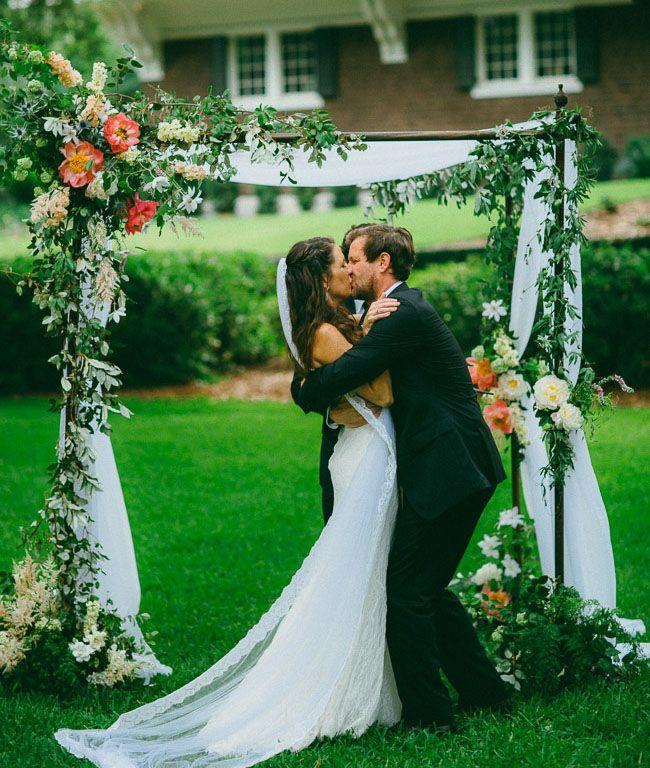Whimsical South Carolina Island Wedding Bette + Blake